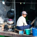 Le Cuisinier D'un Cargo à Mandalay