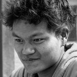 Un jeune et beau birman de Mindat