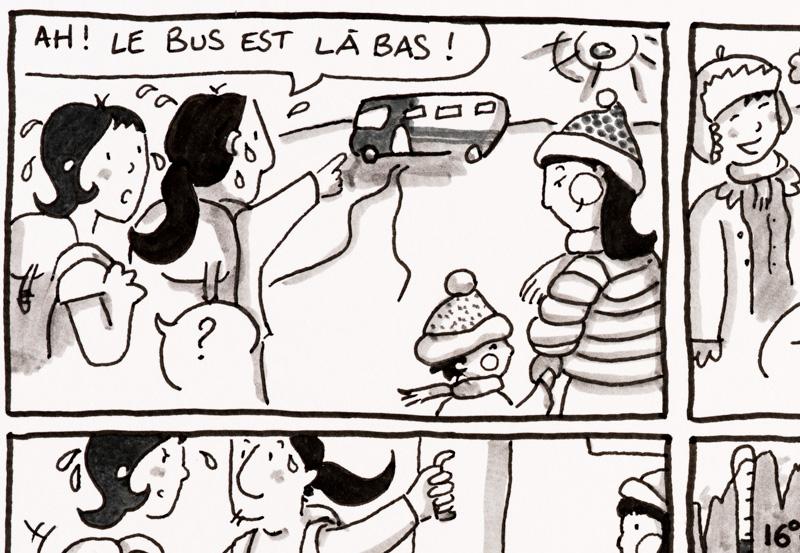 Le Bus Birman Bd Voyage Mariette Shoesyourpath Cut