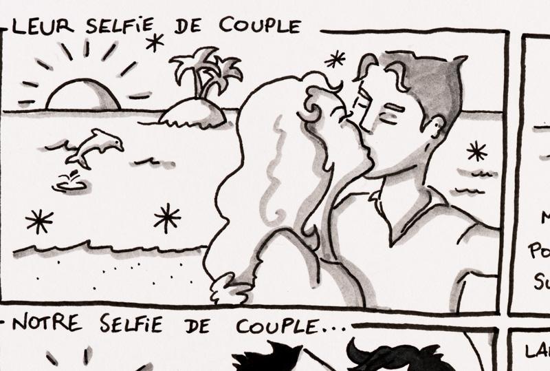 Les Pros Du Selfie Bd Voyage Mariette Shoesyourpath Cut