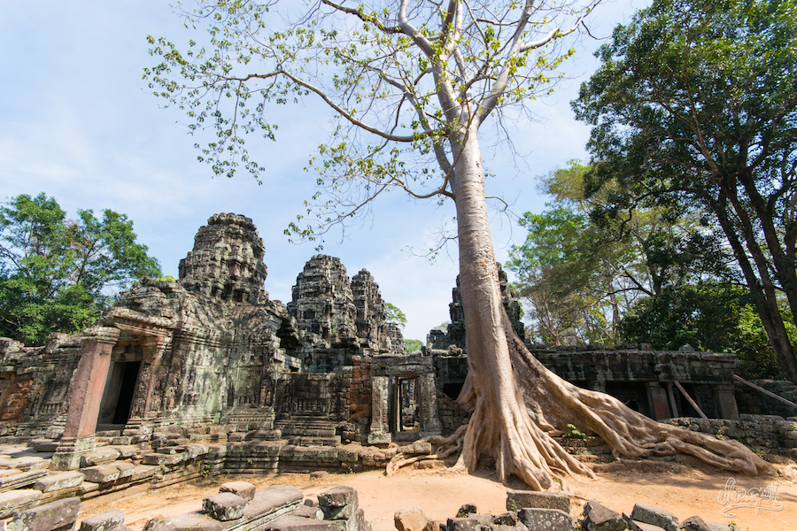 De L'extérieur Du Banteay Kdei