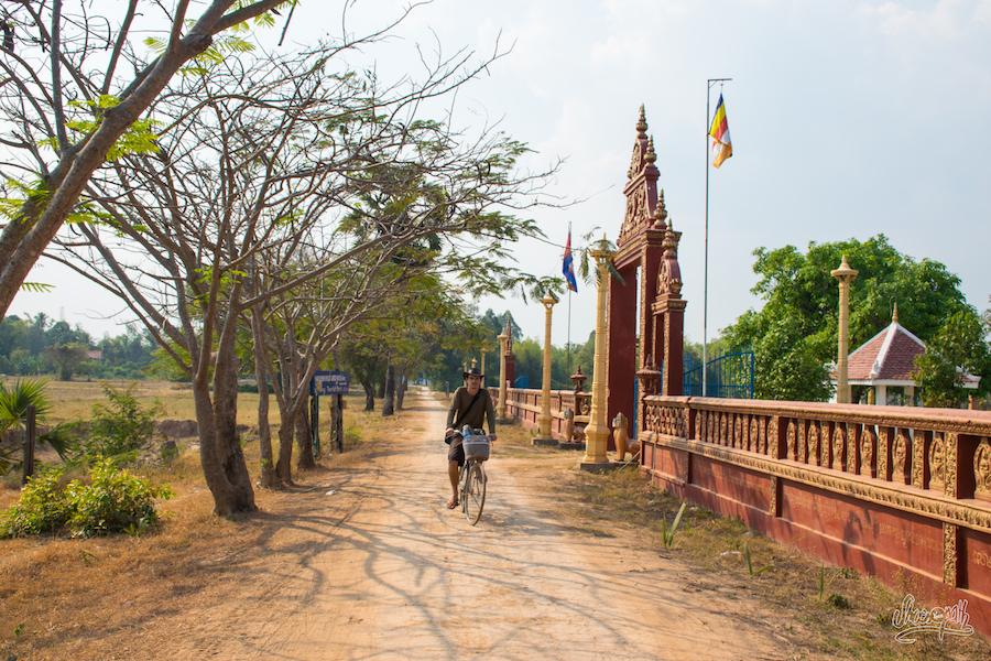 Sur Kho Trong En Bicyclette