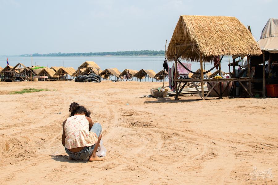 Sur les plages de Kho Dach