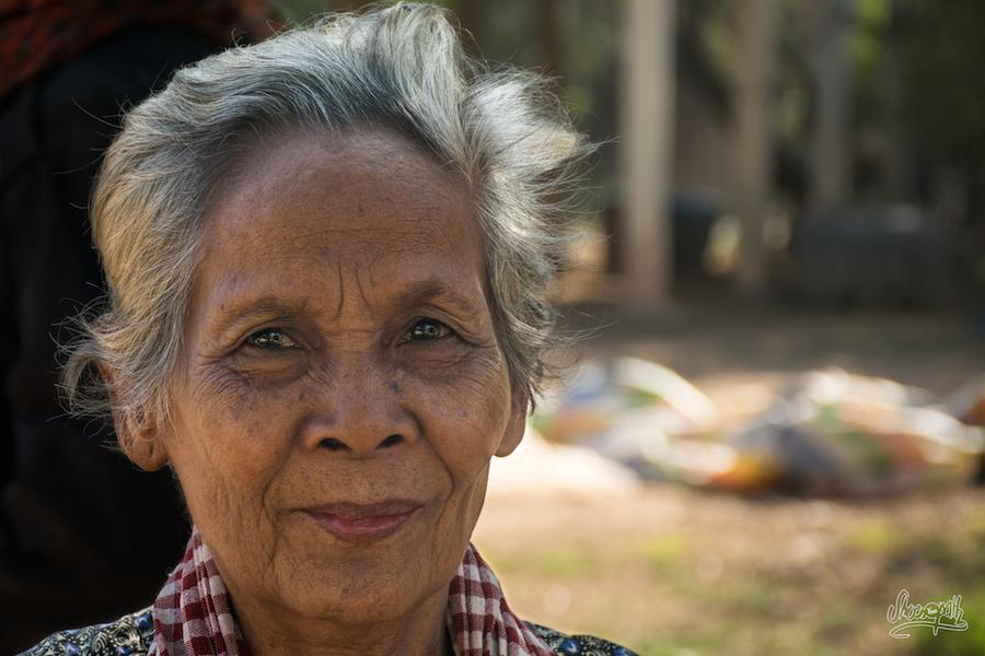 Cambodge A Pied Le Long Du M 233 Kong Des 238 Les De La Soie