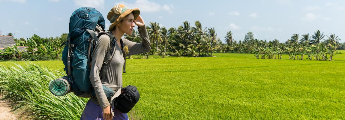 Vietnam - Le sud du delta du Mékong