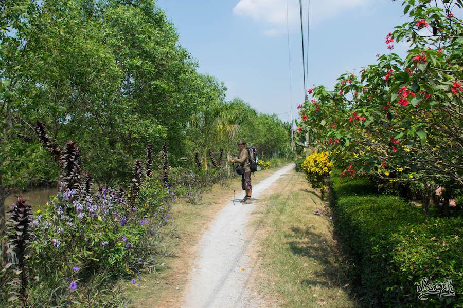Au Coeur Du Delta, Jardin D'Eden Fleuri