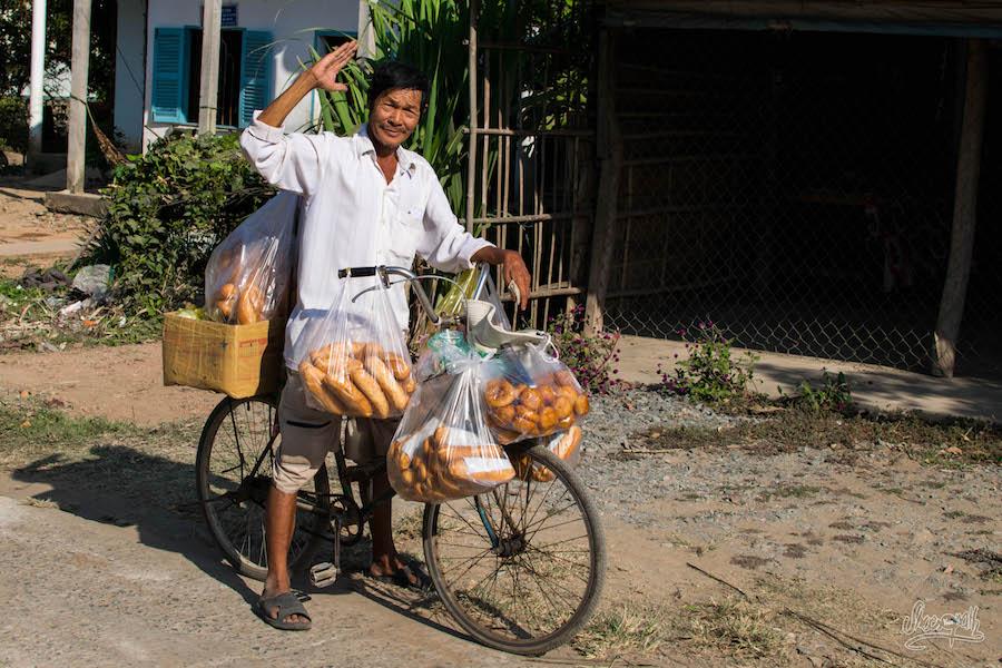 Le Boulanger Du Delta Du Mékong