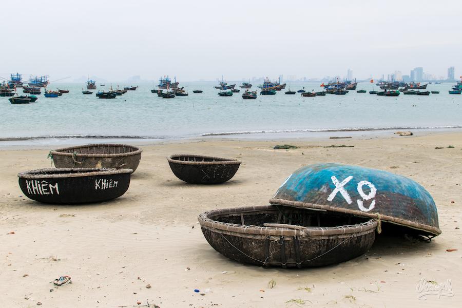 Quelque part dans la baie de Da Nang