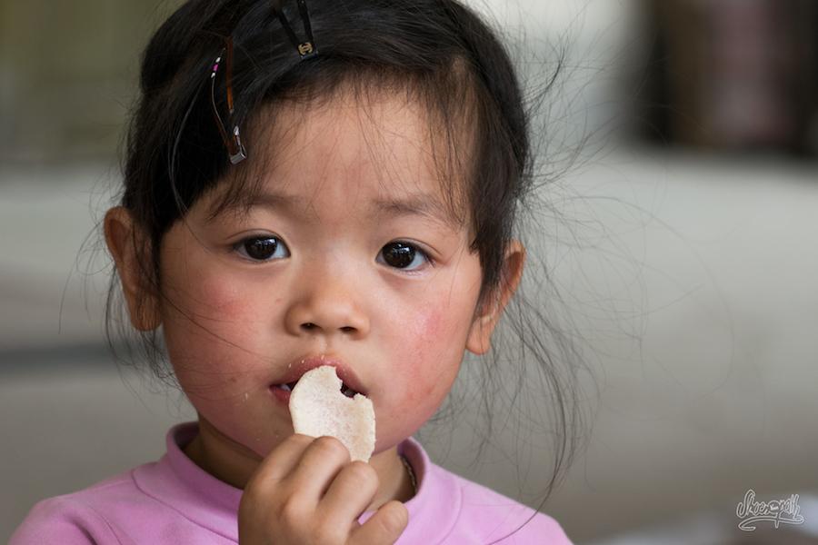 Les chips c'est international, les enfants en rafollent partout dans le monde