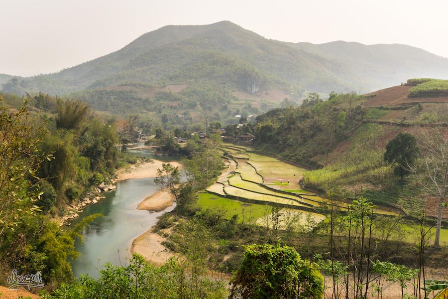 Belles vallées de Ha Giang