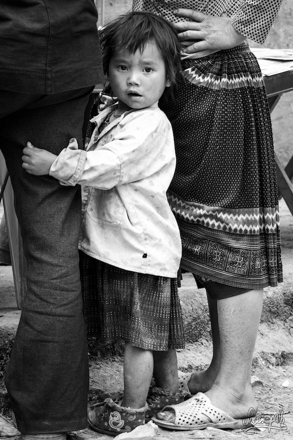Dans Les Jupes De Maman Et Le Pantalon De Papa