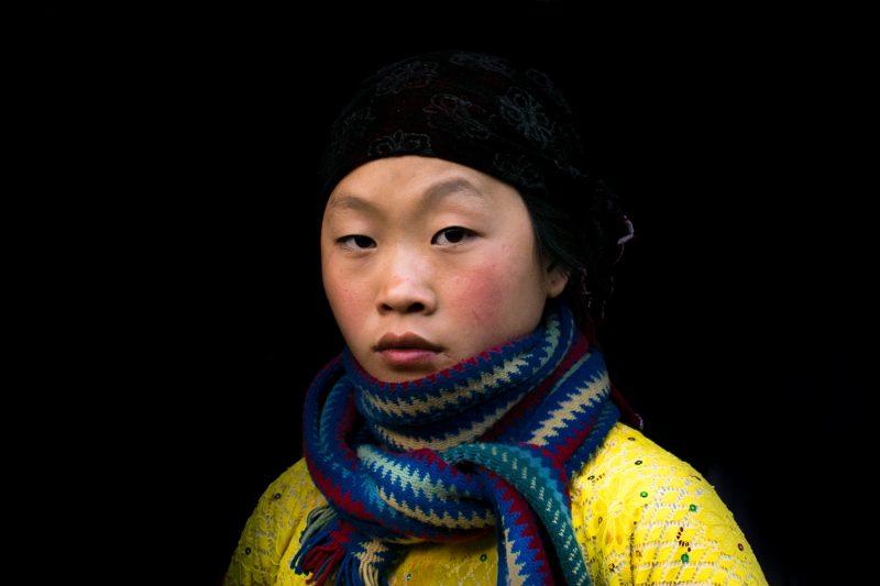 La Jeune Femme Hmong