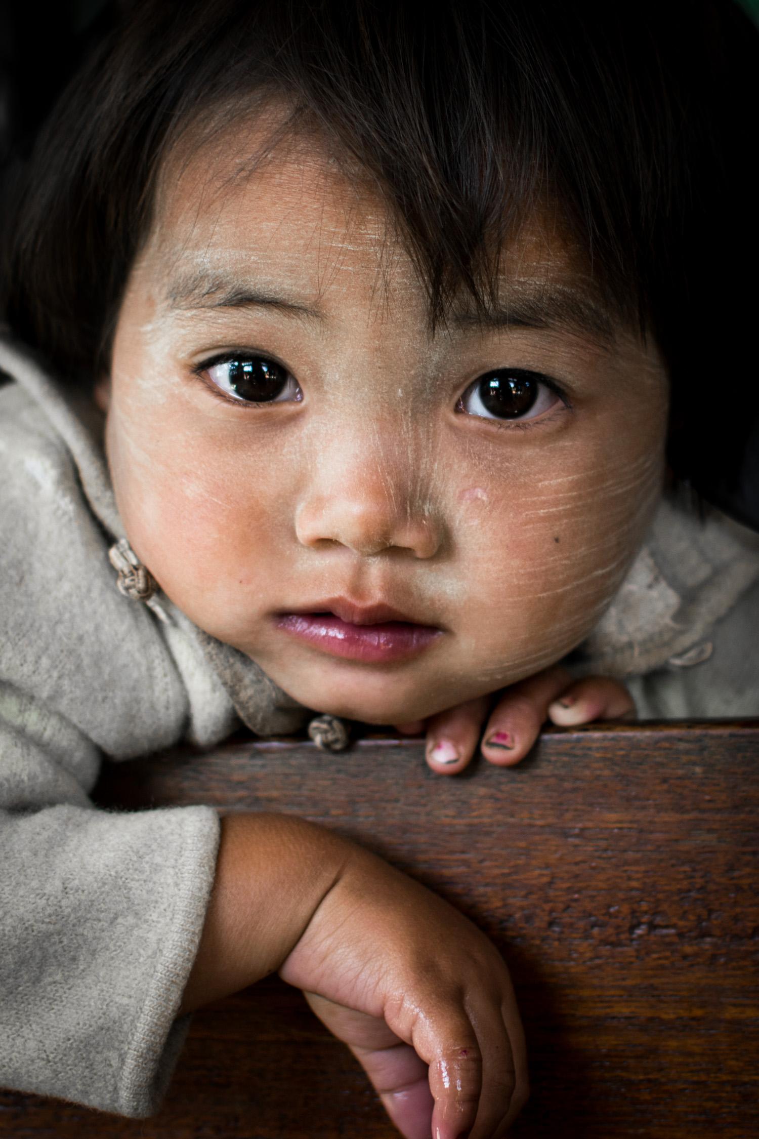 La petite fille de Mindat