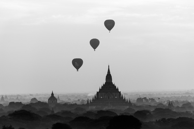 Stairway to Bagan