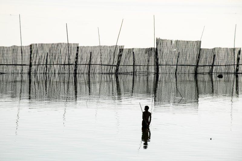 Le Pêcheur De U-Bein
