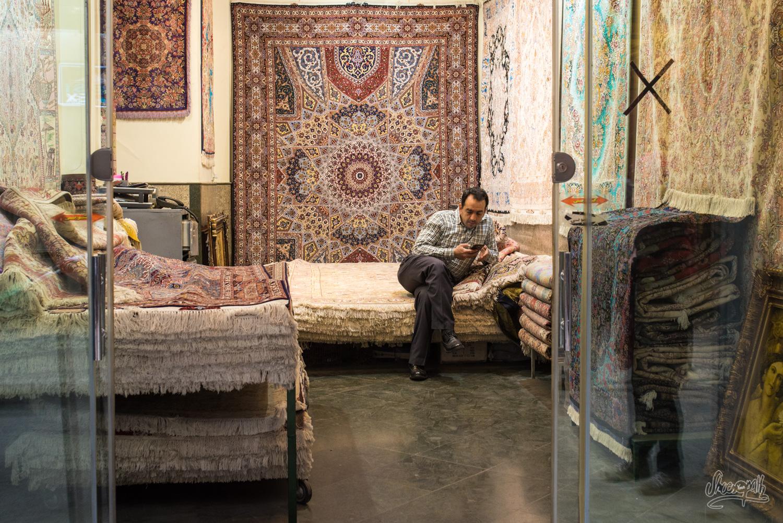Iran - Teheran - Grand Bazar e Bozorg