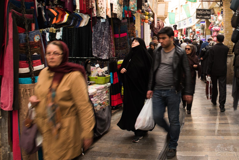 Iran - Teheran - Tajrish Bazaar