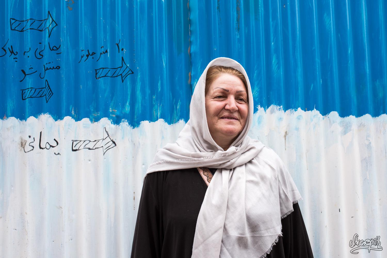 Iran - Teheran - Portrait
