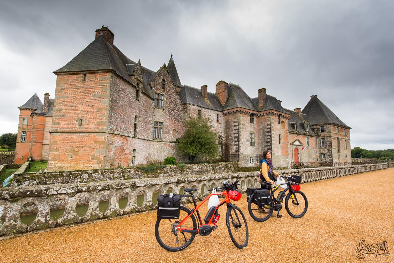 Pause Au Château De Carrouges