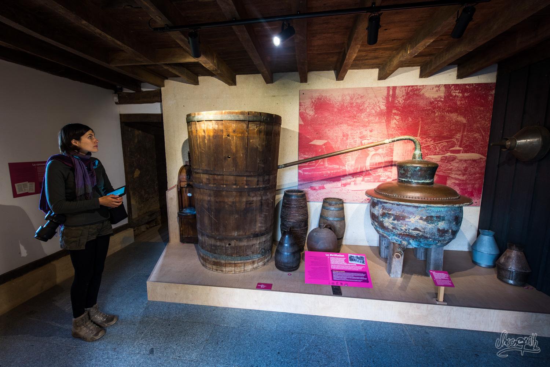 Le musée du poiré