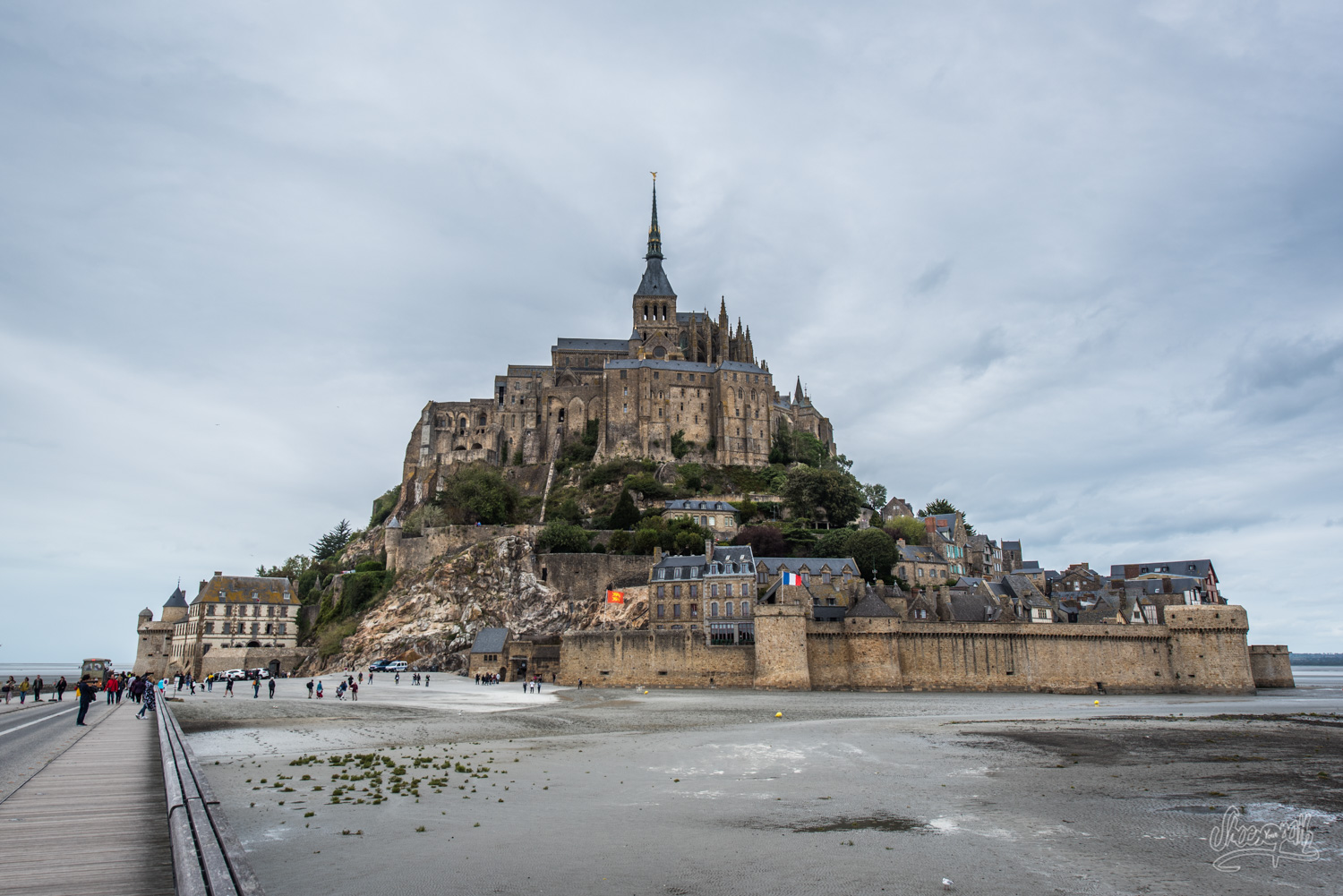 France – Véloscénie: Biking Through Normandy To The Mont Saint-Michel