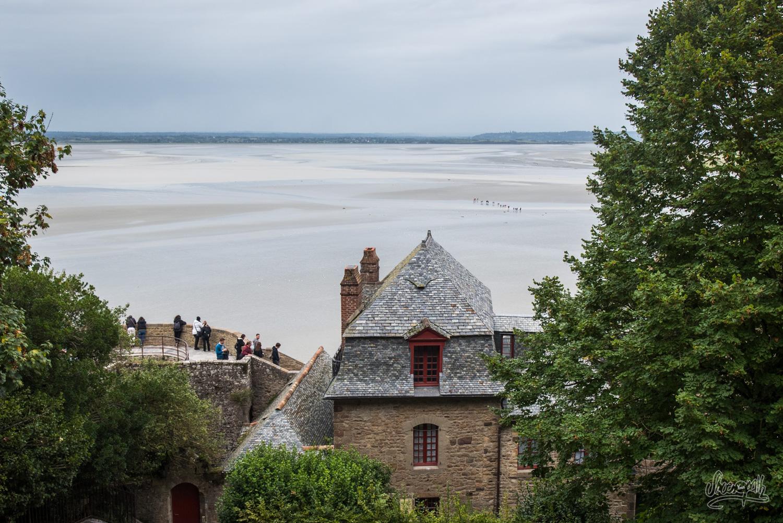 Hotel avec vue sur la baie du Mont Saint-Michel