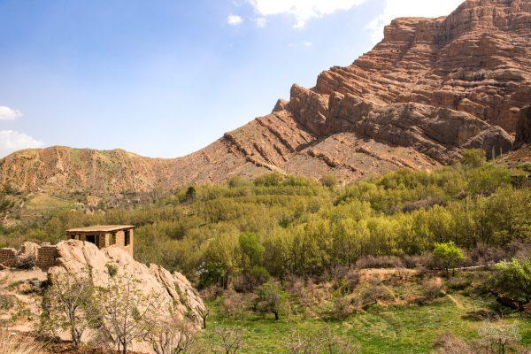 De Retour à Ghalat, Iran