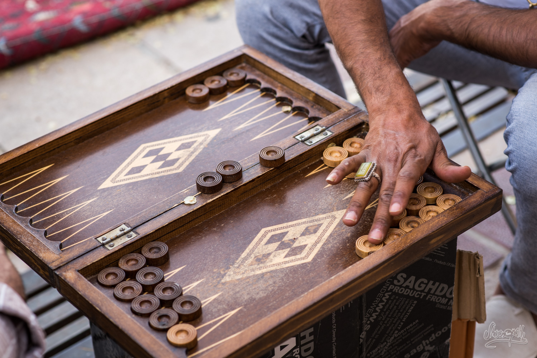 L'heure du Backgammon
