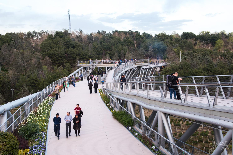 Détente En Fin De Journée Au Pont Tabiat