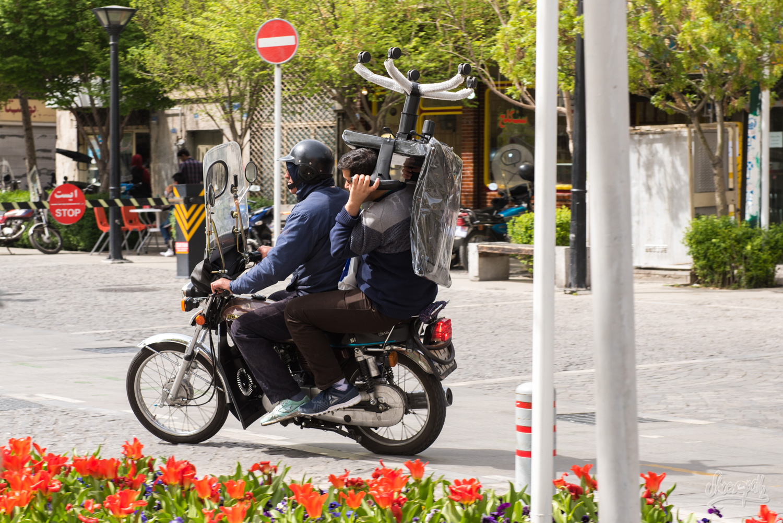 Iran - Téhéran, Ville Moderne