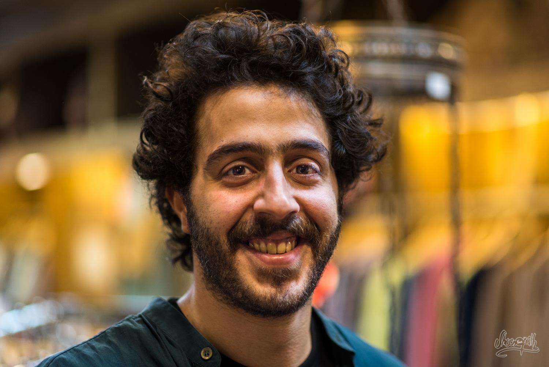 Rencontre Dans Les Boutiques Branchées De Téhéran, Iran