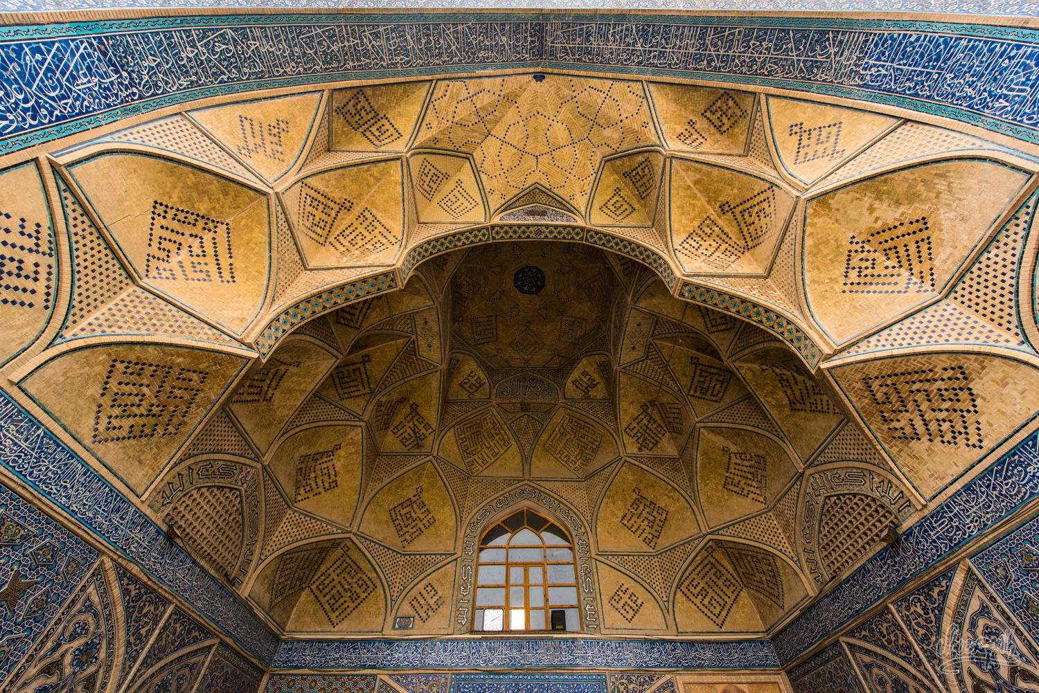 Mosaïques de la Jameh mosque