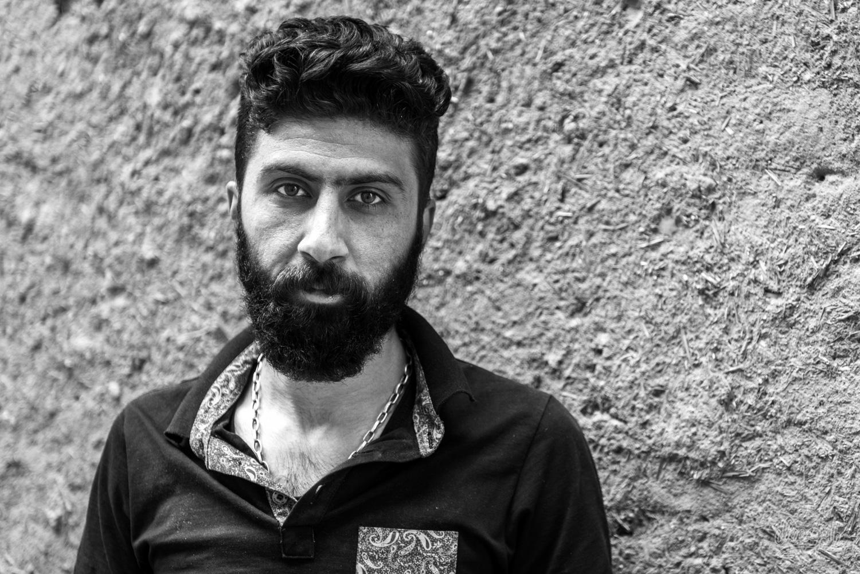 Un boulanger rencontré dans les ruelles de Yazd