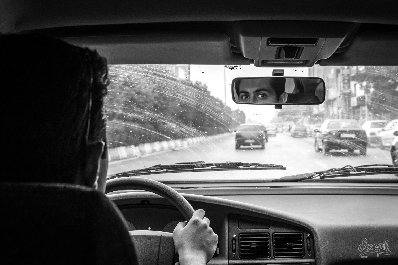 Peuple d'Iran - Dans la voiture d'Arash à Kerman