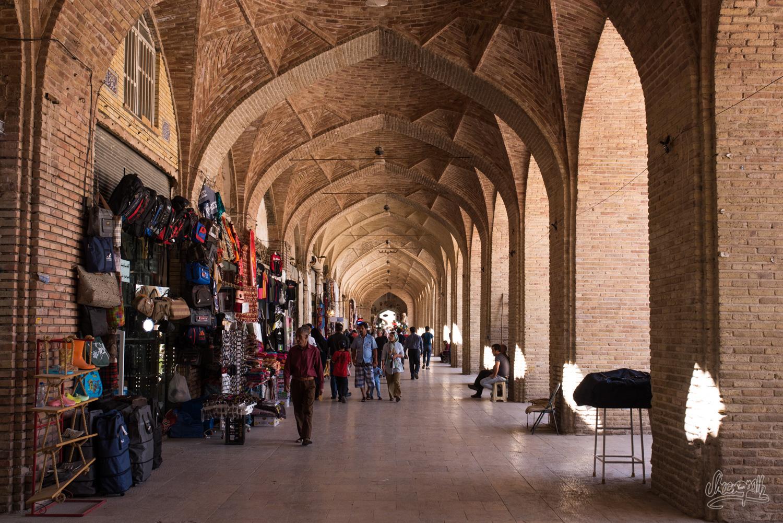 Le bazar de Kerman