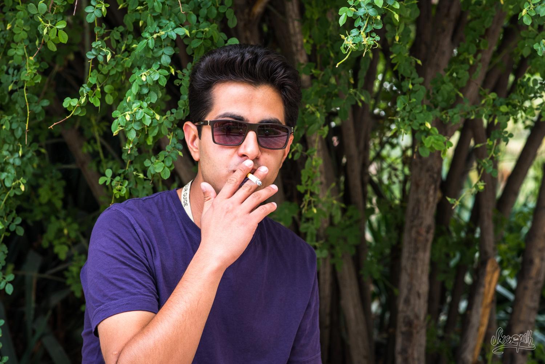 Là où Arash à fumé sa première cigarette