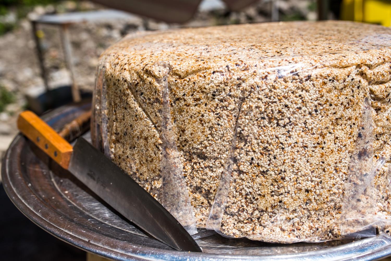 Spécialités culinaires de Masuleh