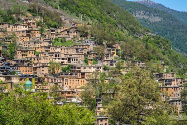 Masuleh, Vieux Village De Montagne Iranien
