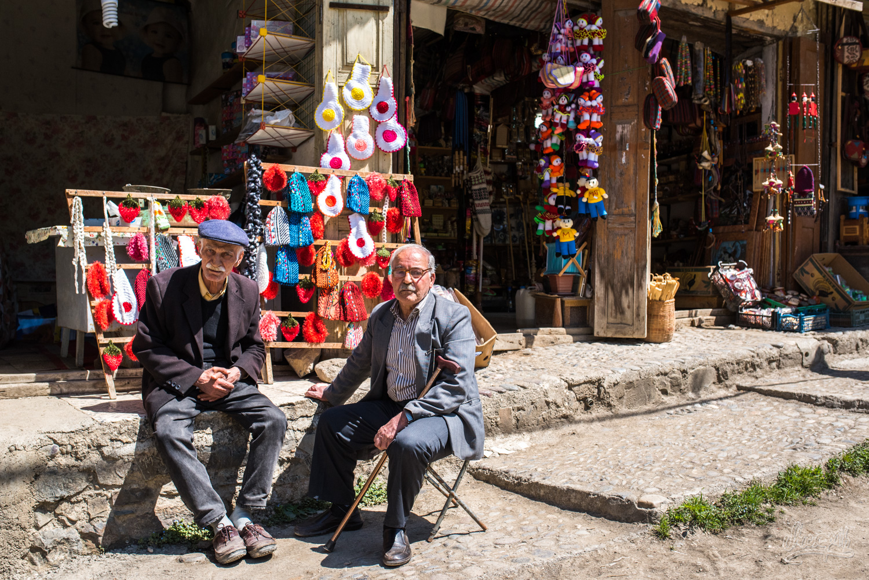 Les anciens de Masuleh