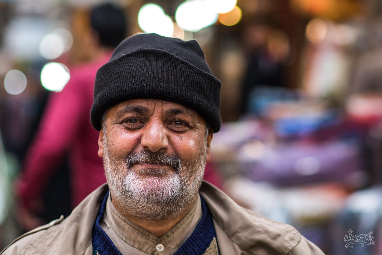 Camelot, sur le bazar de Rasht