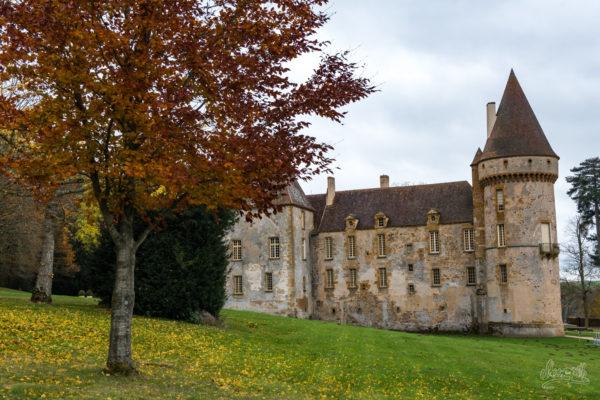 Château De Vauban, Demeure Du Célèbre Maréchal