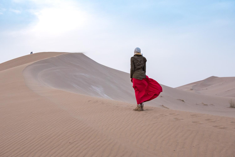 159 - In Varzaneh desert, Iran