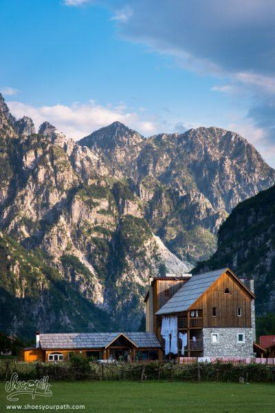 Bujtina Polia guesthouse - Theth, Albanie