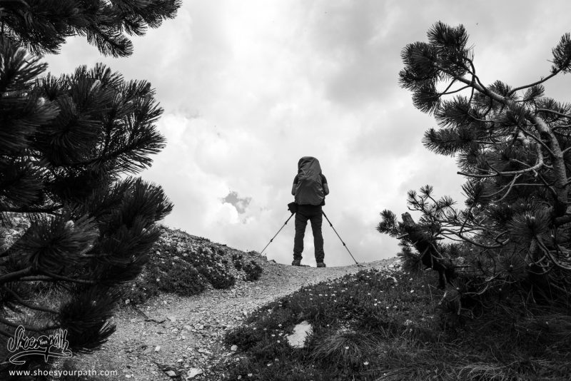 Peaks Of The Balkans. Entre Theth Et Valbona, Albanie.