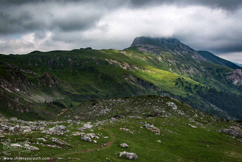 Between Doberdöl and Milishevc - Peaks of the Balkans