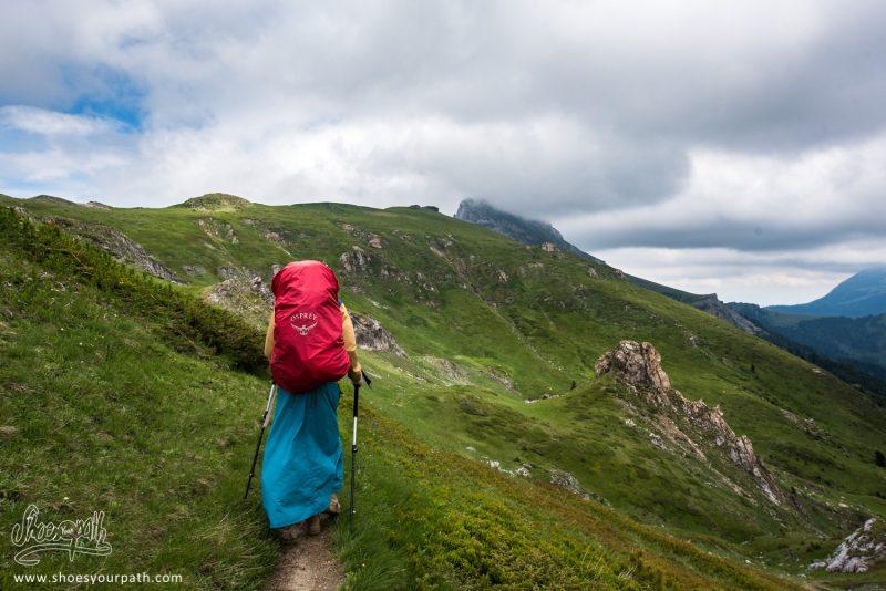 Entre Doberdöl Et Milishevc - Peaks Of The Balkans