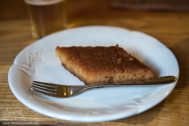 Un Autre Gâteau Traditionnel Du Monténégro