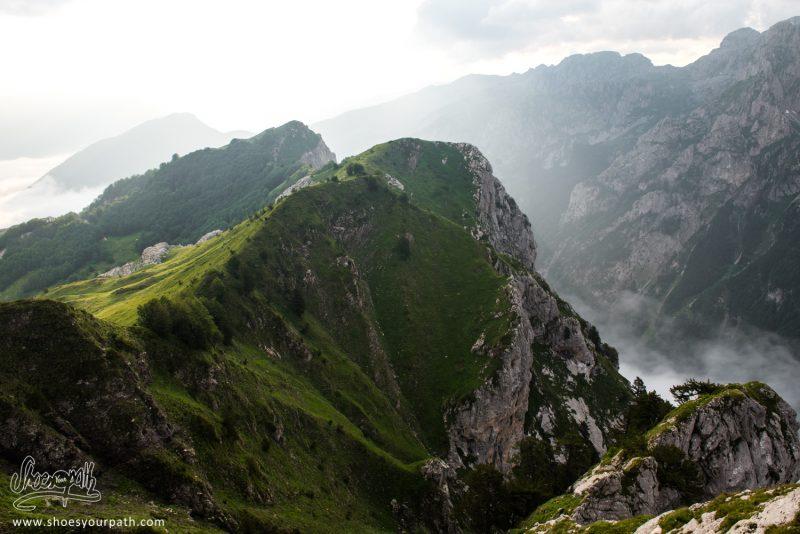 Lever De Soleil Sur La Grebaje Valley - Montenegro
