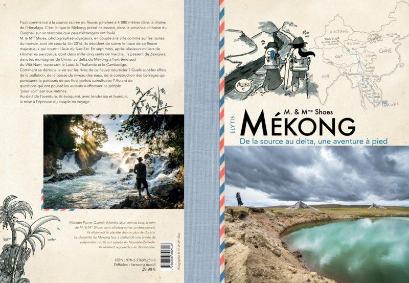 Mékong – De La Source Au Delta, Une Aventure à Pied