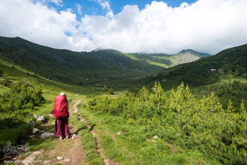 En Arrivant Sur Doberdöl Après Notre 3eme étape De Peaks Of The Balkans
